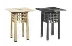 """Spy Vs Spy"" Build a pair of Unique Side Tables with Kevin Rodel"