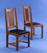 Build an Arts & Crafts Style Side Chair with Kevin Rodel