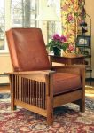 Make a Craftsman Style Morris Chair with Bob Van Dyke