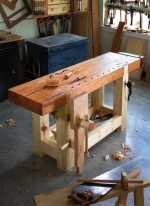 Build an 18th-century Roubo Workbench with Chris Schwarz