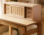 Build a Tansu Style Jewelry  Case with Mike Pekovich