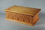 Follansbee Carved Box 640