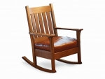 Build an Arts & Crafts Rocking Chair with Mike Pekovich