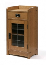 Make an Arts & Crafts Style Cabinet with Mike Pekovich