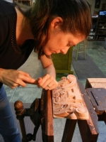 The Joy of Woodcarving – Spend a Week with Mary May